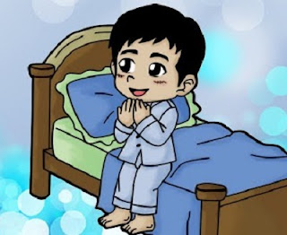 4 Amalan Dari Rasulullah SAW Sebelum Tidur
