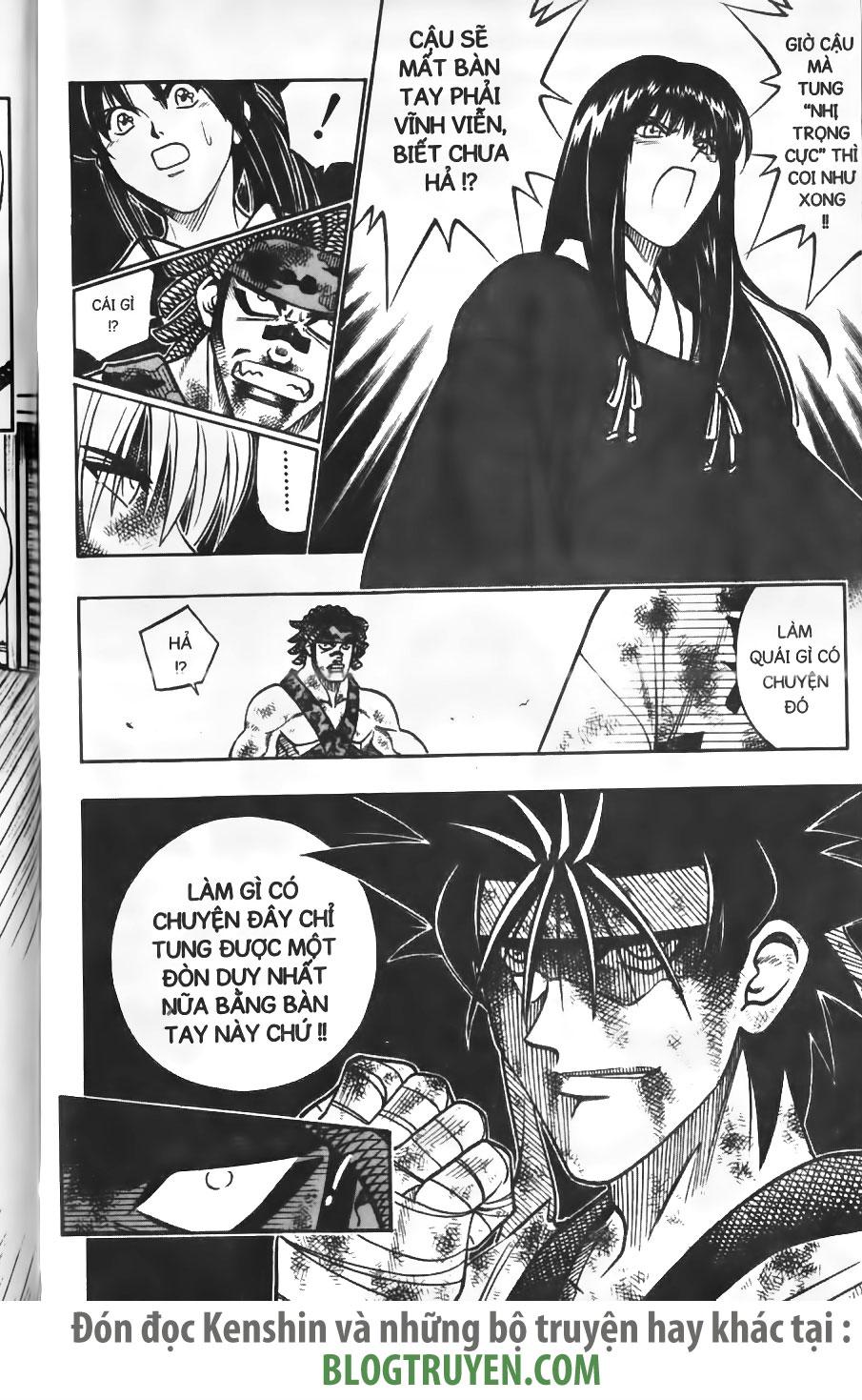 Rurouni Kenshin chap 193 trang 6