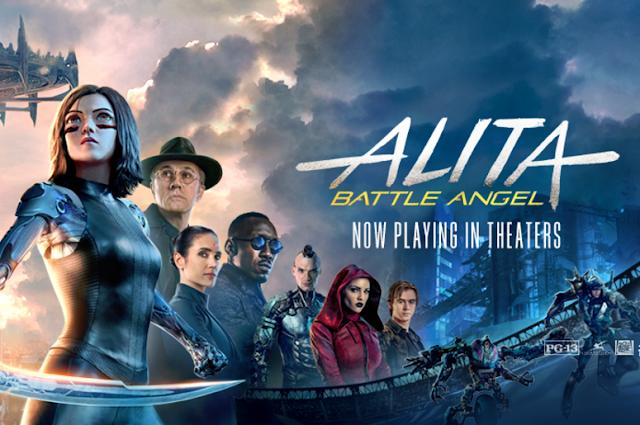 Alita: Battle Angel (Film 2019) Alita: Îngerul războinic