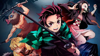 02 - Demon Slayer: Kimetsu no Yaiba - 516 votos