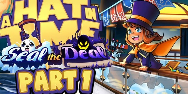 A Hat in Time – Seal the Deal PC Game Download