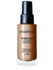 SMASHBOX *Studio Skin*  Demonstracja i słów kilka o podkładzie.