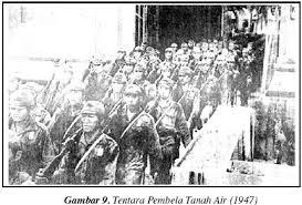 Sejarah Pemberontakan Tentara PETA Terhadap Kesewenangan Jepang.