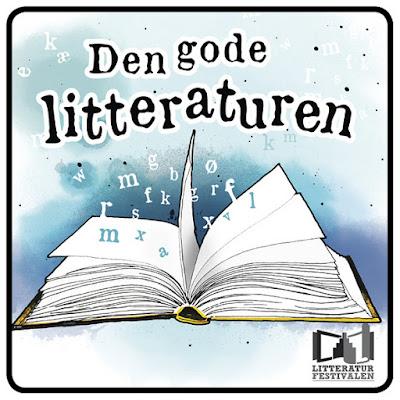Den gode litteraturen logo
