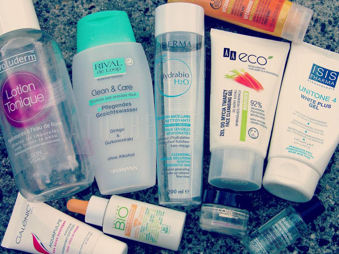 Koniec końców, czyli zużyte kosmetyki :: Pielęgnacja twarzy