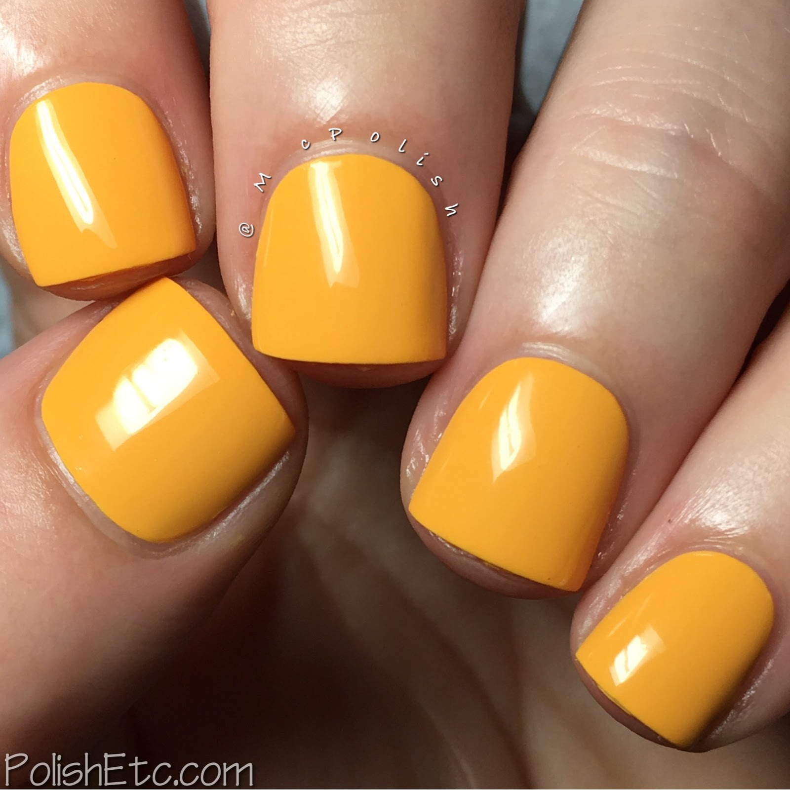 Glisten and Glow - Oh, The Placed You'll Go Collection - McPolish - Great Balancing Act