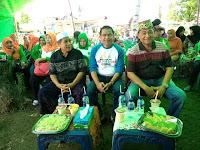 <b>Dukungan Terus Mengalir, Irjen Pol Kamil Razak Ajak Alumni SMPP SMAN-2 Dukung Lutfi-Feri</b>