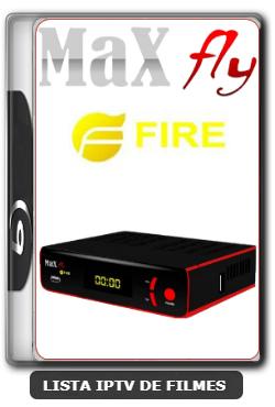Maxfly Fire ACM Nova Atualização Conexão do servidor melhorada Sistema de segurança mais forte V2.215 - 22-01-2020