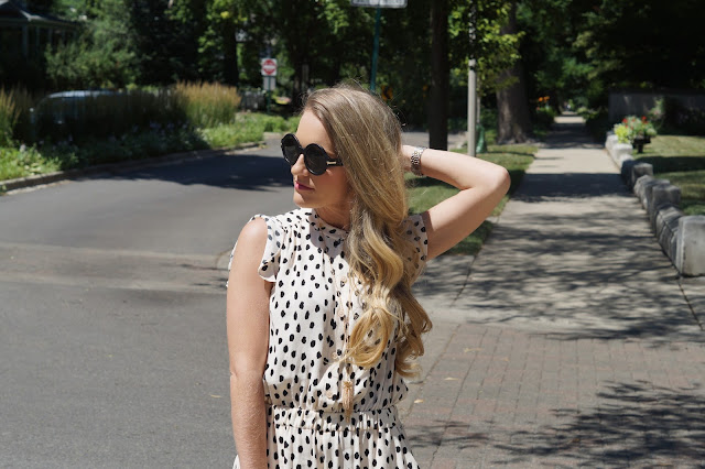 chicago fashion blogger leopard romper