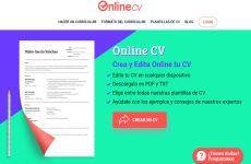 Onlinecv Aplicacion Para Hacer Y Editar Un Curriculum Vitae Online