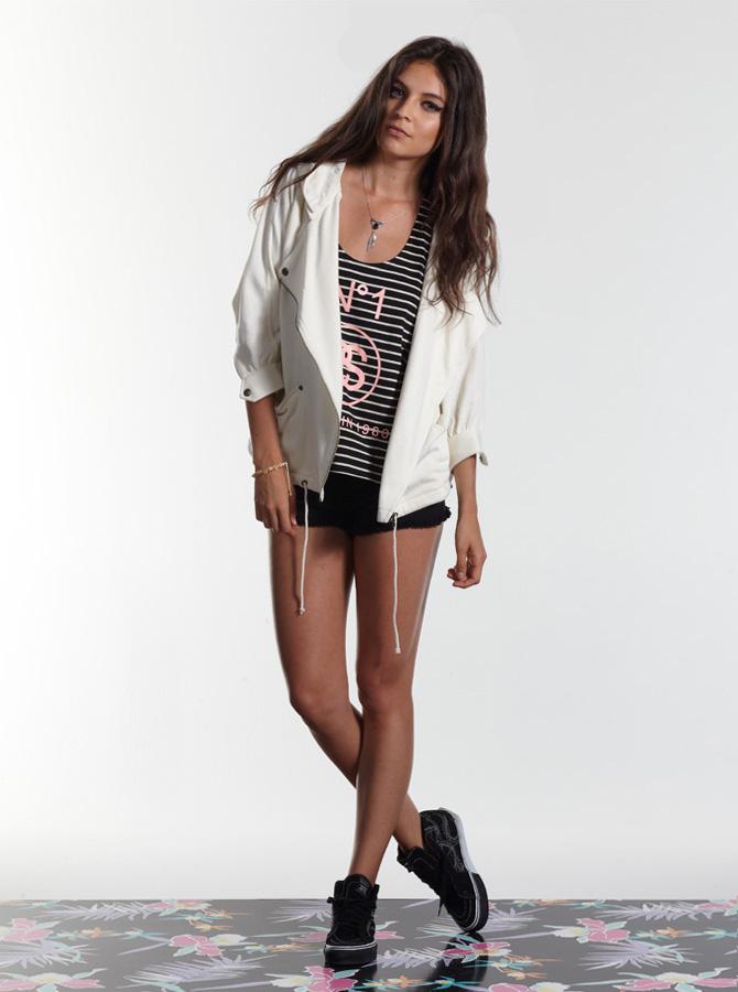 Stussy Women S Spring 2013 Lookbook Streetwear Fans
