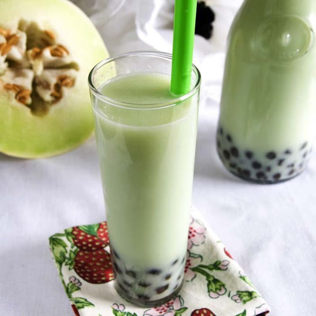 Resep Puding Ala Bubble Tea
