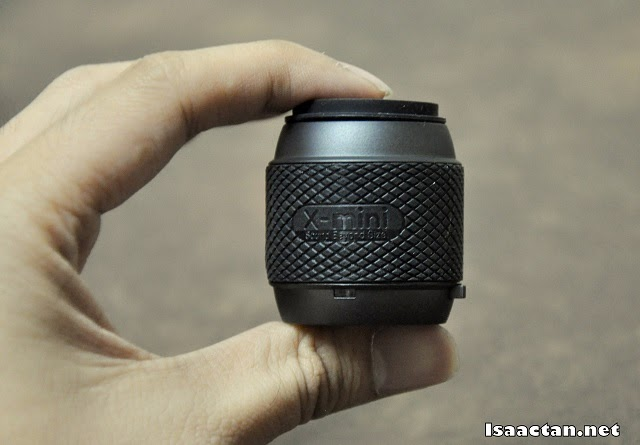X-Mini ME Thumbsize Speaker Review - Sound Beyond Size