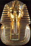 Sarcófago del faraón Tutankamón