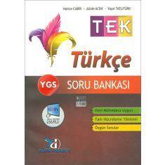 Yayın Denizi YGS TEK Türkçe Soru Bankası