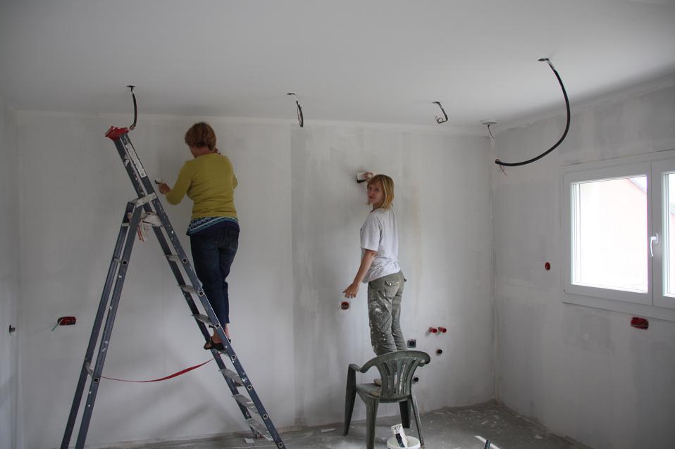 autoconstruction de notre maison juillet 2011. Black Bedroom Furniture Sets. Home Design Ideas