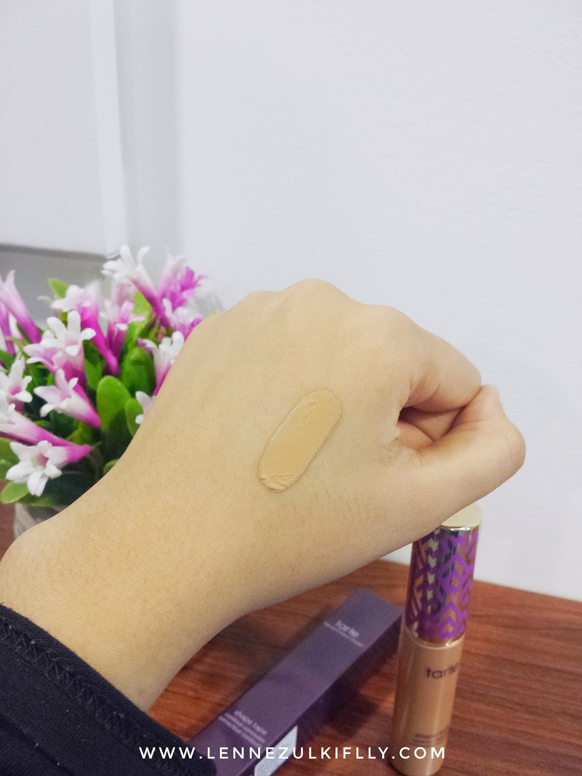 Tarte Shape Tape Concealer - Worth The Hype? | LENNE ZULKIFLLY