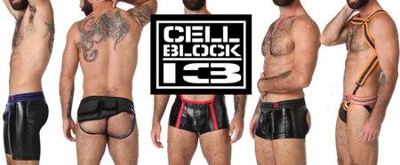 男性下着 CellBlock13 シェルブロック13
