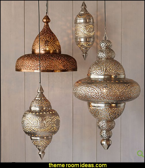 Moroccan Hanging Lamp  Moroccan decorating ideas - Moroccan decor - Moroccan furniture - decorating Moroccan style - Moroccan themed bedroom decorating ideas - Exotic theme decorating - Sultans Palace - harem style bedrooms  Arabian nights Moroccan bedroom furniture - moroccan wall decoration ideas
