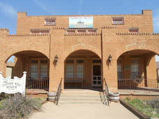 pioneer west museum in shamrock texas