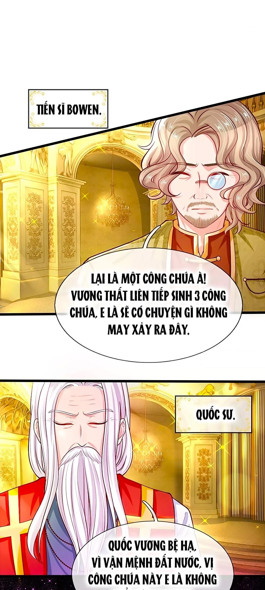 Hoàng Đế Bệ Hạ Đích Thiên Giới Bảo Bối chap 1 - Trang 10