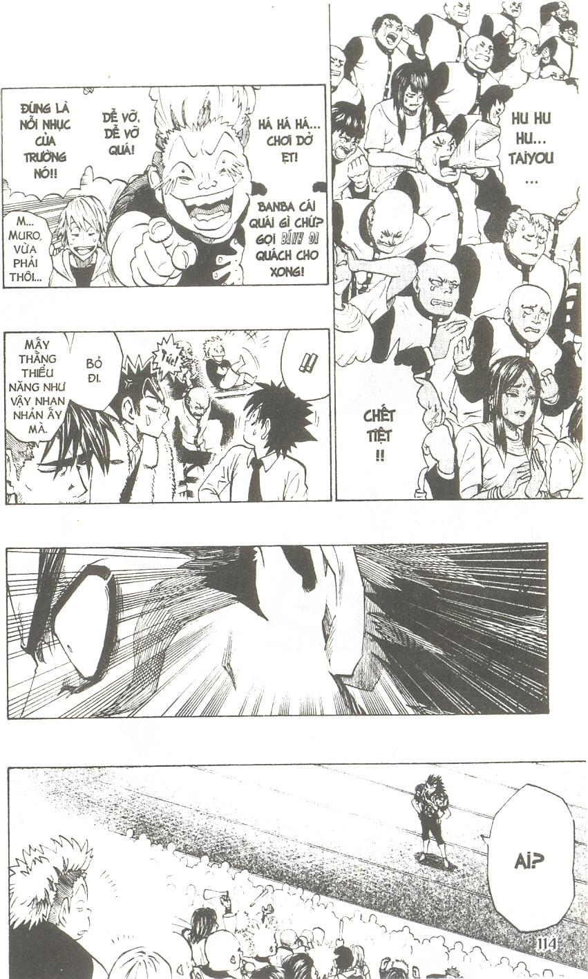 Eyeshield 21 chapter 202 trang 9
