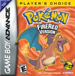 ดาวน์โหลดเกมโปเกมอน Fire Red