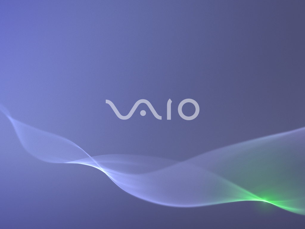 Sony Vaio Wallpaper Or Themes: Desktop Background