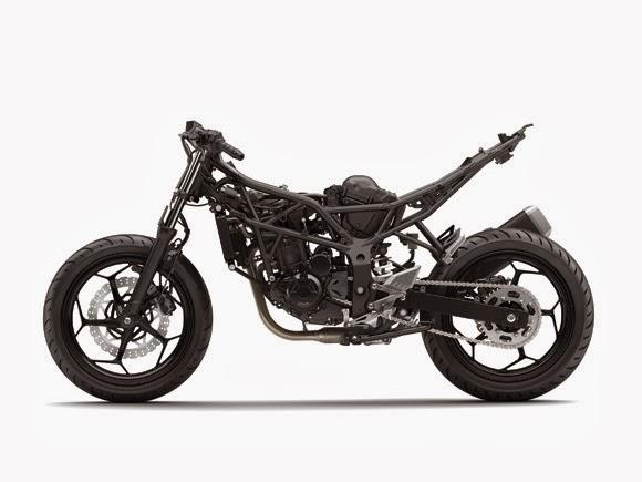 Kawasaki Ninja RR Mono/ Ninja 250 SL 2014 Di Lancarkan Di Indonesia