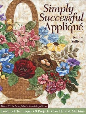 Love Applique? You Need This Book!