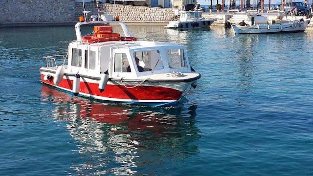"""Απάντηση του Σωματείου Θαλάσσιων Ταξί """"Αρμάτα"""" για το περιστατικό στους φιλάθλους του Ναύπλιο 2017"""