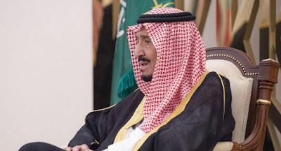 الملك سلمان, دعوة عاجلة للشعب السعودى, جميع انحاء المملكة, السعودية,