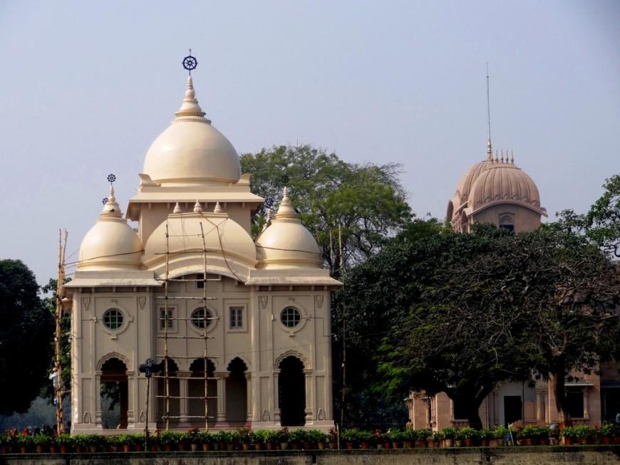 Swami Vivekananda memorial at Belur Math - Kolkata