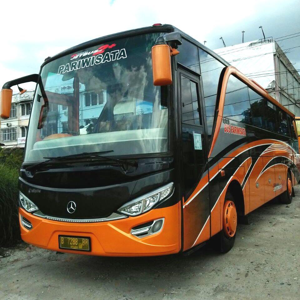 Daftar Harga Sewa Bus Pariwisata Pekanbaru - Riau ~ PT. Fajar Riau