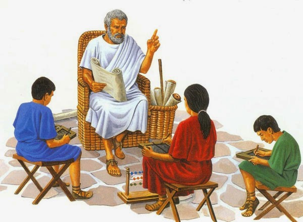 Imagini pentru εκπαιδευση στην αρχαια ελλαδα