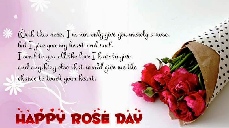 happy rose day 7 feb hd wallpaper