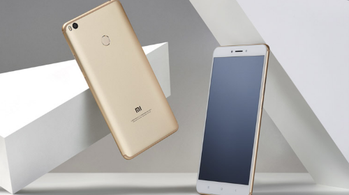 Xiaomi Mi Max 2 Now Official in India