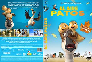 Duck Duck Goose - Al Aire Patos - Cover DVD