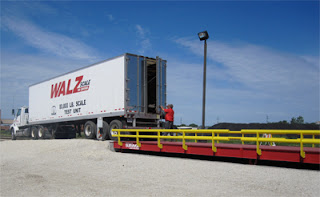 Truck Weight Scales from Walz Scale