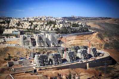 2000 Licenças de construção emitidas na Judéia e Samaria