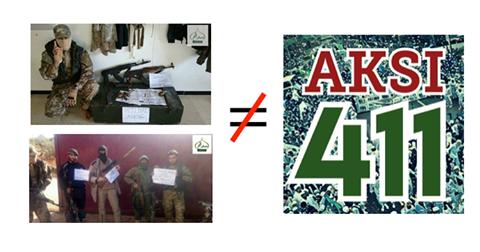 Aksi 411 Tidak Ada Hubungannya dengan Kejadian Suriah, ISIS dan R4BIAH