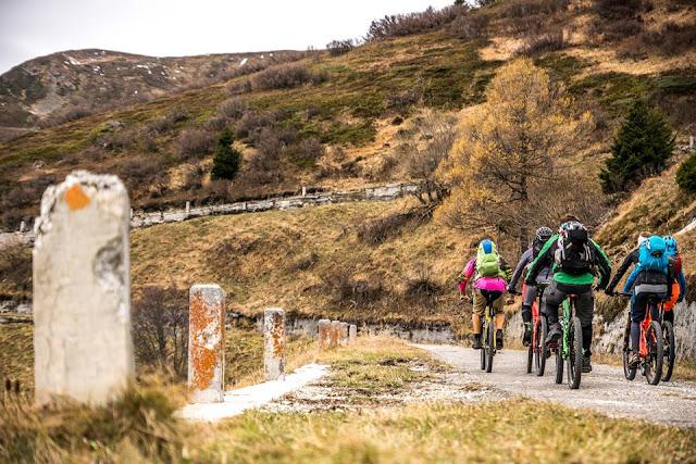 Gratis Mountainbike Touren am Brenner