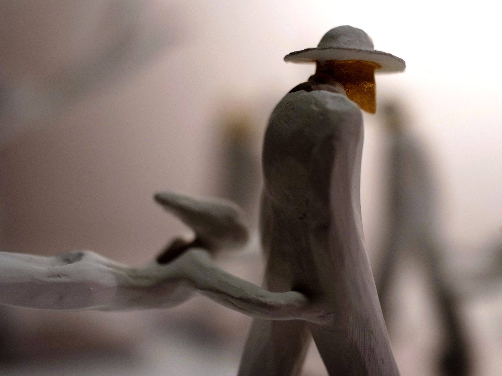 artist statement for sculpture