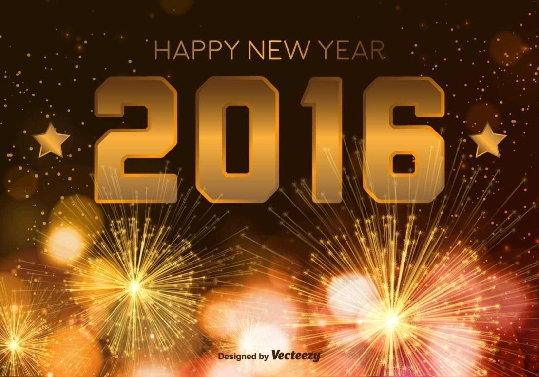 ucapan dan gambar tahun baru