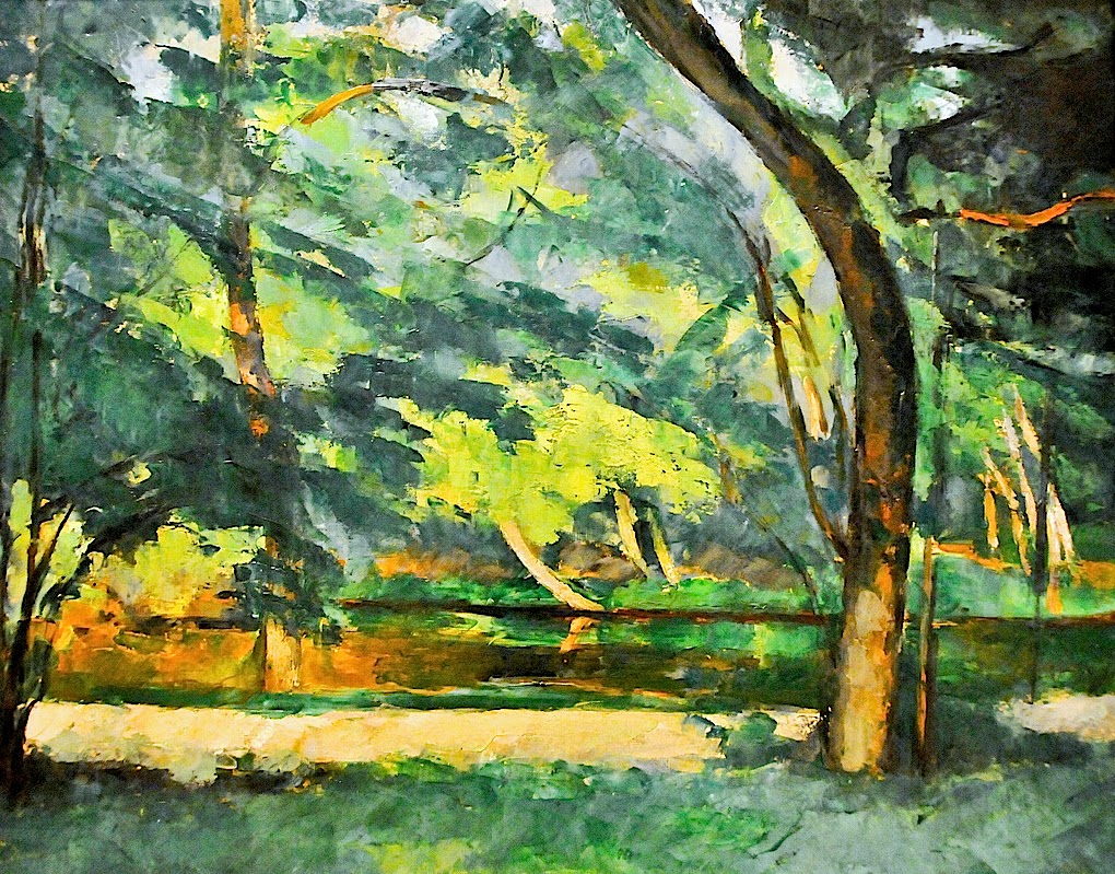 Arte Post Impressionism Paul C 233 Zanne