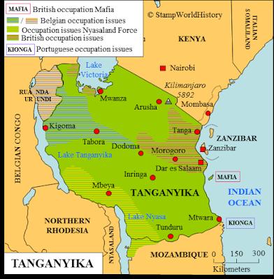 Tanganyika dan Zanzibar