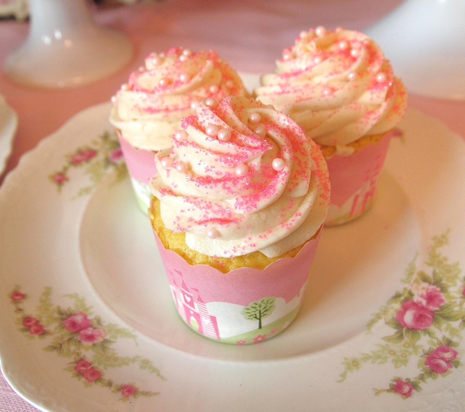 The Alchemist: The Best Moist and Fluffy White Cupcake Recipe