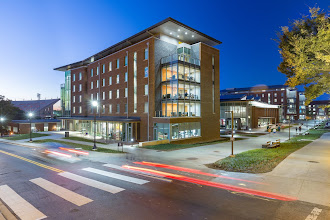 Clemson University Core Campus Precinct Designed as New Multi-faceted Complex