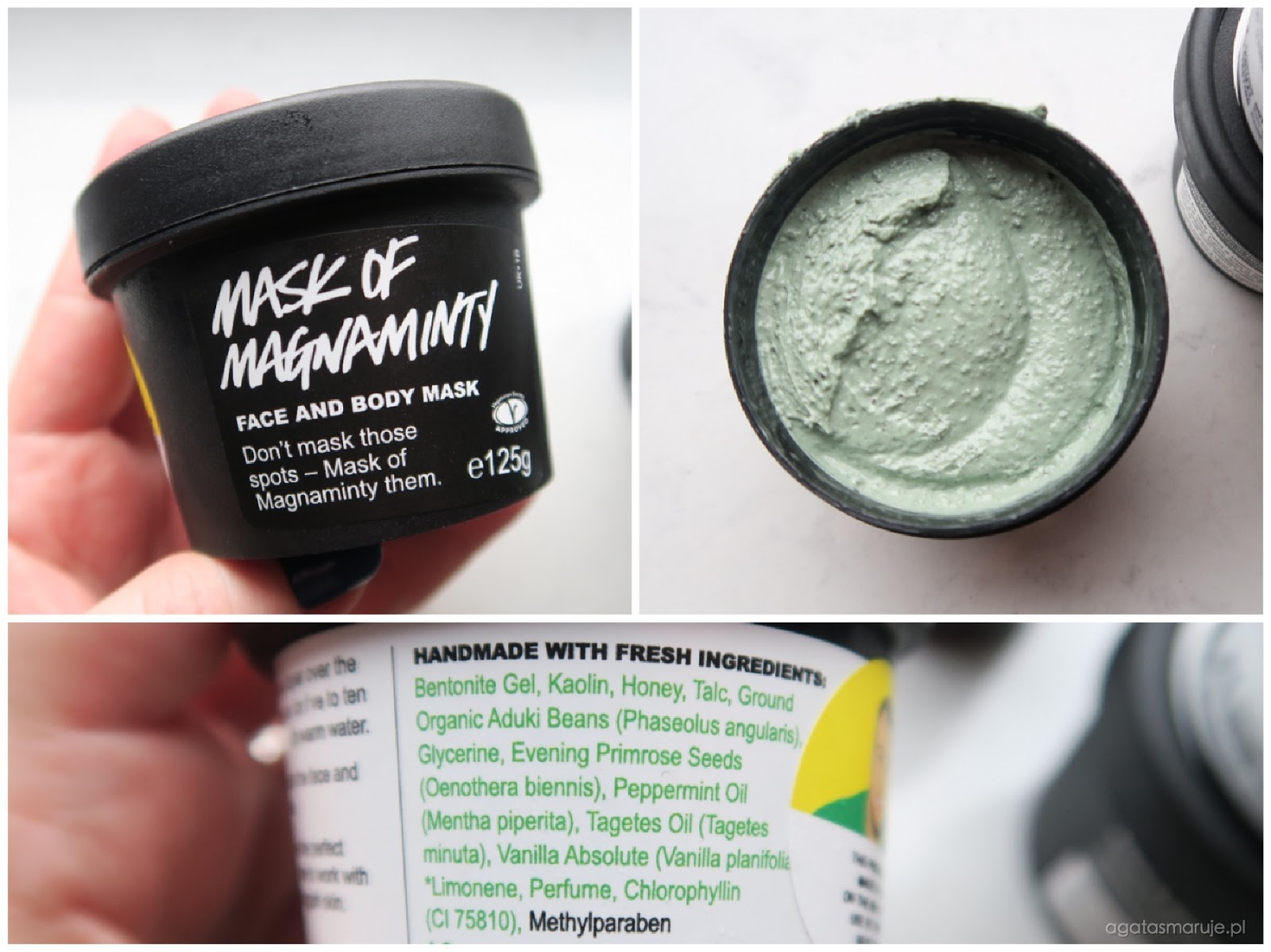 Lush Mask Of Magnaminty opinie