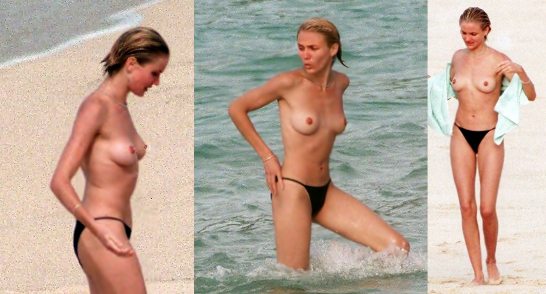 cameron-diaz-boob-slip-hot-nacked-black-woman